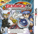 Beyblade: Evolution Cover (Click to enlarge)