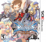 BlazBlue: Continuum Shift 2 Cover (Click to enlarge)