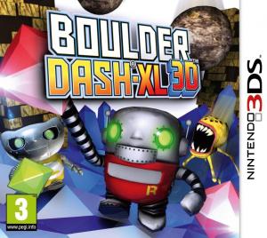 Boulder Dash-XL 3D