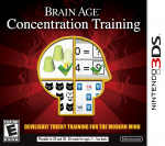 Brain Age: Concentration Training Cover (Click to enlarge)