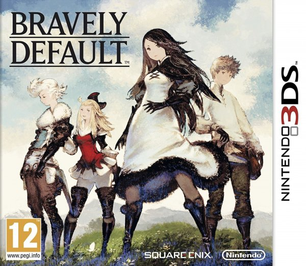 Bravely Default Review - 3DS | Nintendo Life