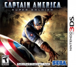 Captain America: Super Soldier Cover (Click to enlarge)