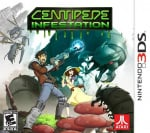 Centipede: Infestation Cover (Click to enlarge)