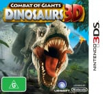 Combat of Giants: Dinosaurs 3D Cover (Click to enlarge)