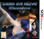 Dead or Alive: Dimensions Cover (Click to enlarge)
