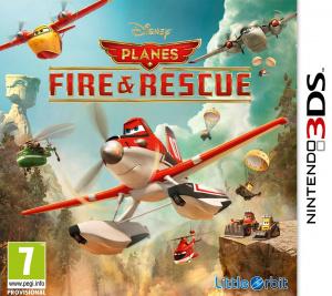 Disney Planes: Fire & Rescue
