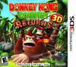 Donkey Kong Country Returns 3D Cover (Click to enlarge)