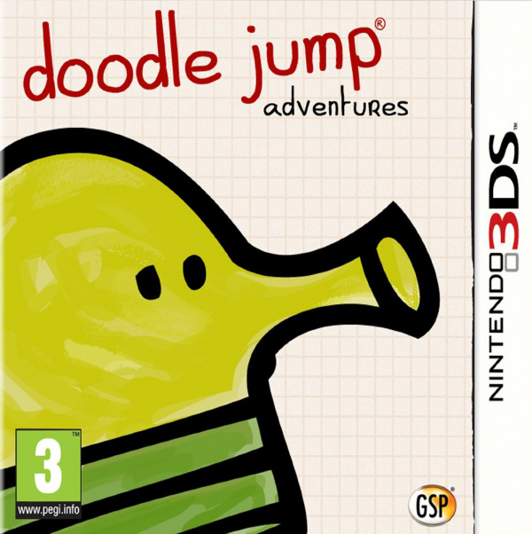 Doodle Jump Adventures Review 3ds Nintendo Life
