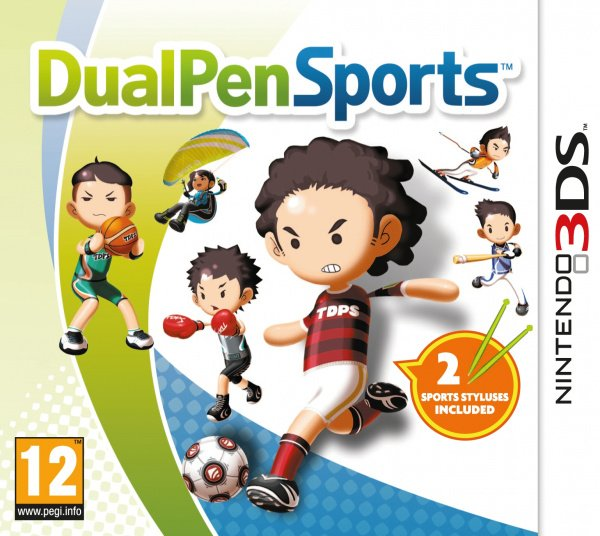 DualPenSports Cover Artwork