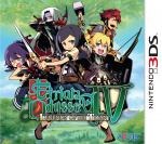 Etrian Odyssey IV: Legends of the Titan Cover (Click to enlarge)
