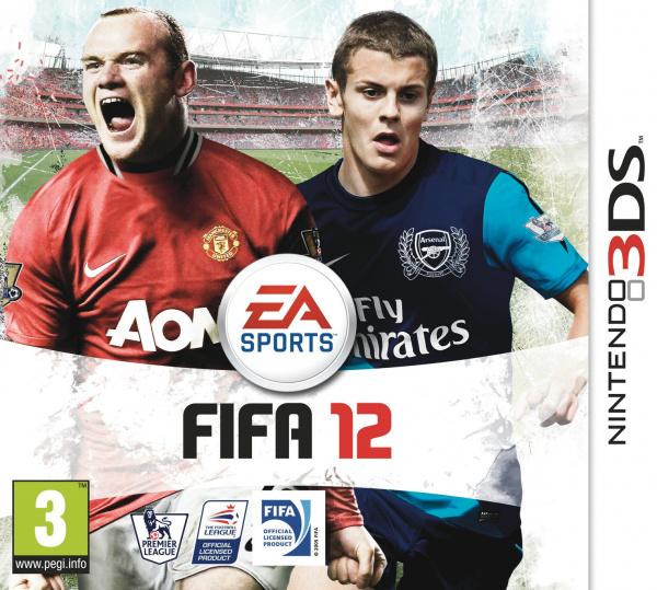 FIFA 12 Cover Artwork