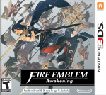 Fire Emblem: Awakening Cover (Click to enlarge)