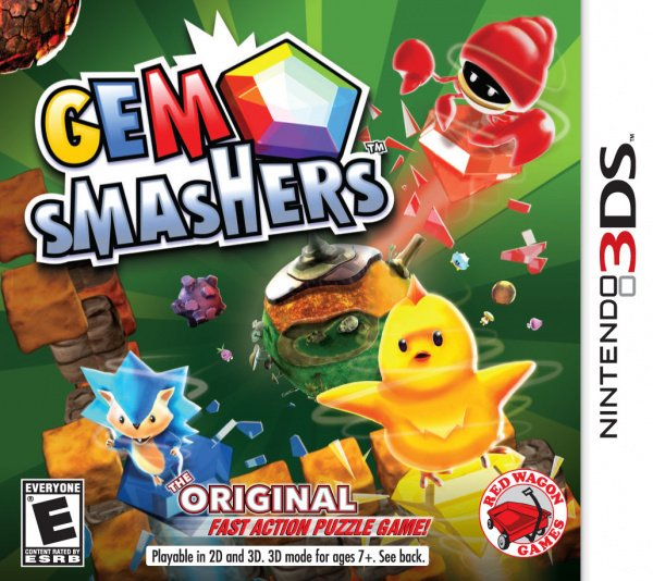 Gem Smashers Cover Artwork