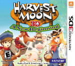 Harvest Moon: A New Beginning Cover (Click to enlarge)