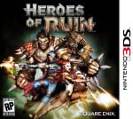 Heroes of Ruin Cover (Click to enlarge)