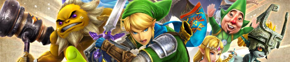 Hyrule Warriors Legends - 25th March