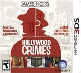 James Noir's Hollywood Crimes Cover Artwork