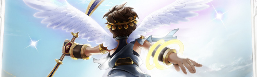 Kid Icarus: Uprising (Project Sora / Nintendo)