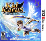 Kid Icarus: Uprising Cover (Click to enlarge)
