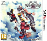 Kingdom Hearts 3D: Dream Drop Distance Cover (Click to enlarge)