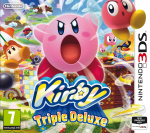 Kirby: Triple Deluxe Cover (Click to enlarge)