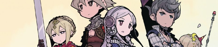 The Legend of Legacy - Q4 (North America)