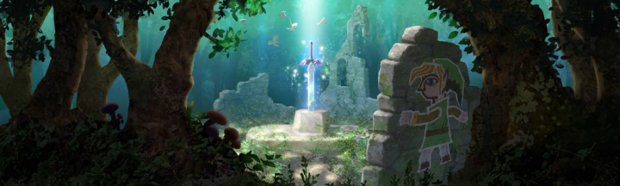 1 - The Legend of Zelda: A Link Between Worlds
