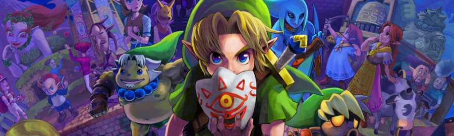 7 - The Legend of Zelda: Majora's Mask 3D