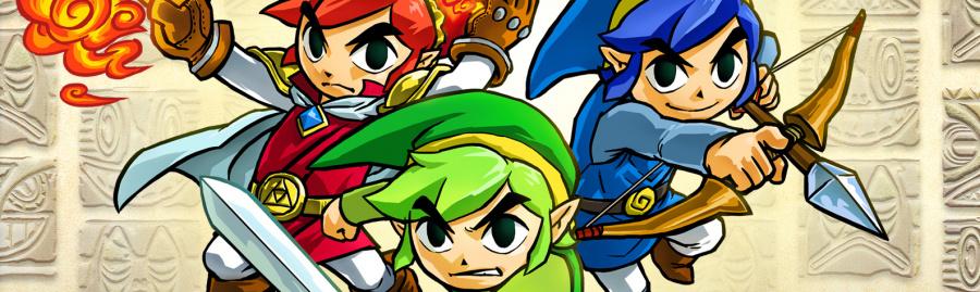 The Legend of Zelda: Tri Force Heroes - 23rd October (NA & EU)