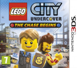 LEGO City Undercover: The Chase Begins Cover (Click to enlarge)