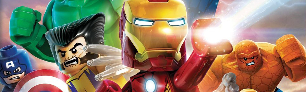 LEGO Marvel Super Heroes: Universe in Peril (3DS) News ...