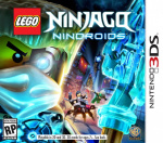 LEGO Ninjago: Nindroids Cover (Click to enlarge)