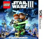 LEGO Star Wars III: The Clone Wars Cover (Click to enlarge)