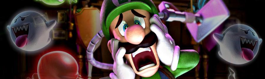 9 - Luigi's Mansion: Dark Moon