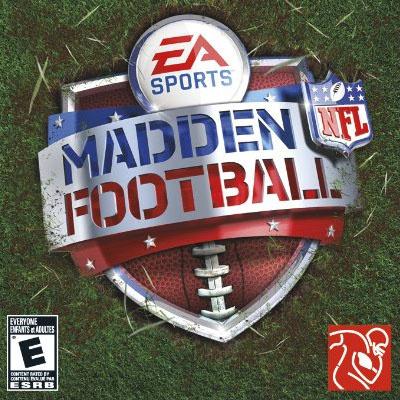 Madden NFL Football Cover Artwork