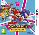 Mario & Sonic at the London 2012 Olympic Games Cover (Click to enlarge)
