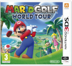 Mario Golf: World Tour Cover (Click to enlarge)