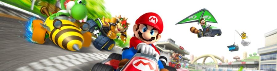 3. Mario Kart 7