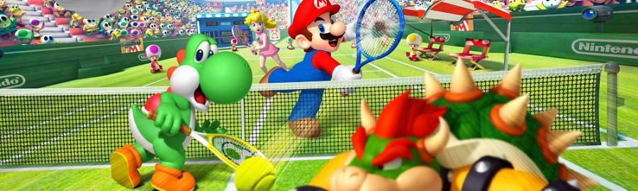 Mario Tennis Open - 3DS (2012)