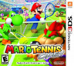 Mario Tennis Open Cover (Click to enlarge)