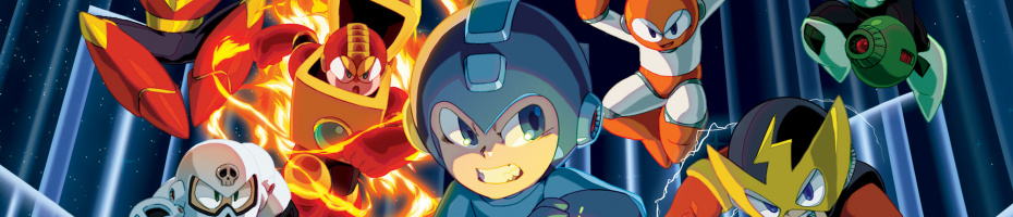 Mega Man Legacy Collection - 23rd February