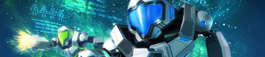 Metroid Prime: Federation Force (and Blast Ball) - Spring