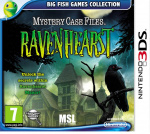 Mystery Case Files: Ravenhearst Cover (Click to enlarge)