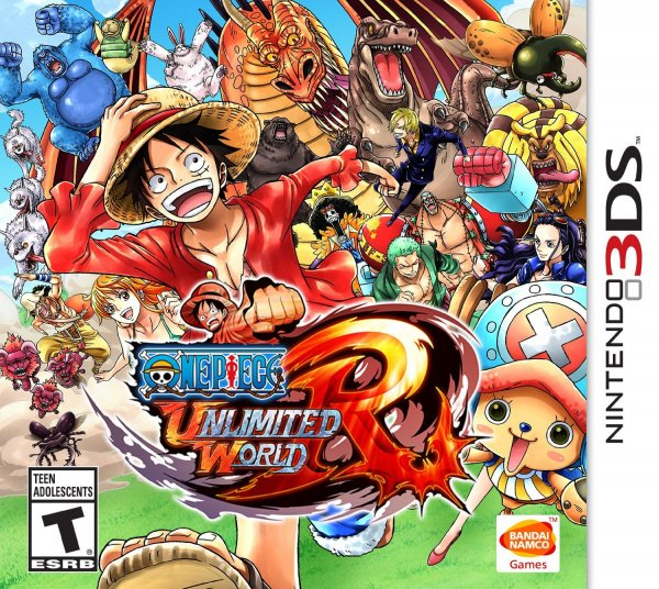 One Piece Unlimited World Red Review (3DS) | Nintendo Life