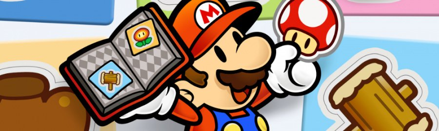Paper Mario: Sticker Star (Intelligent Systems / Nintendo)