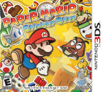 Paper Mario: Sticker Star Cover (Click to enlarge)