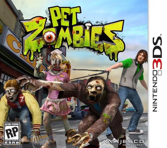 Pet Zombies
