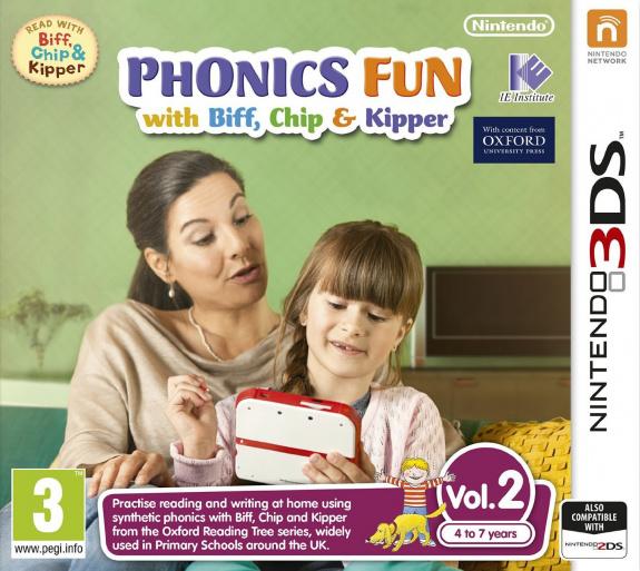 Phonics Fun with Biff, Chip & Kipper: Vol. 2