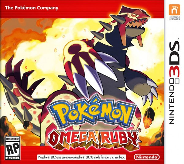 pok233mon omega ruby and alpha sapphire review 3ds