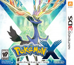 Pokémon X & Y Cover (Click to enlarge)